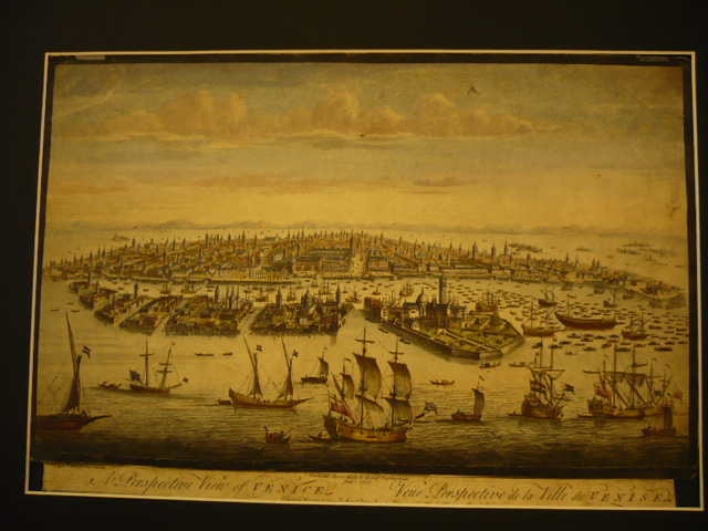 A Perspective View of Venice 1750